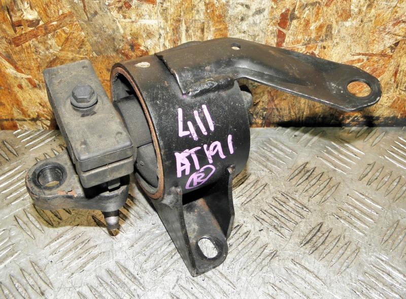 Подушка двигателя Toyota Caldina AT191 7AFE 1996 правая