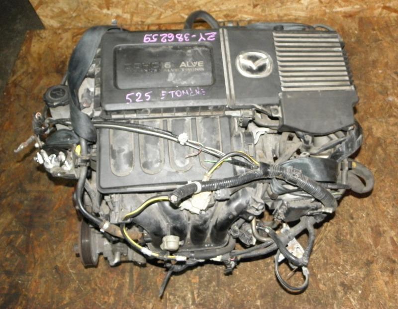 Двс Mazda Axela BK5P ZY-VE 2007
