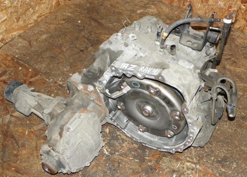Акпп Toyota Rav4 ACA21 1AZFSE 2001