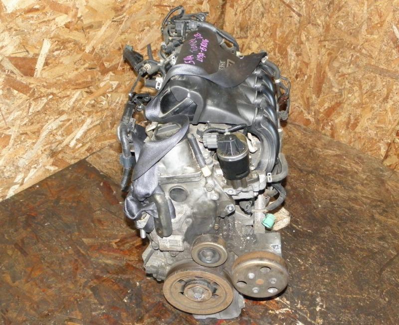 Двс Honda Fit GD1 L13A 2003