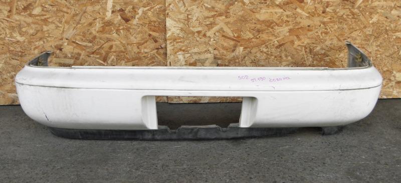 Бампер Toyota Corona AT190 4AFE 1993 задний