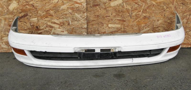 Бампер Toyota Corona AT190 4AFE 1993 передний