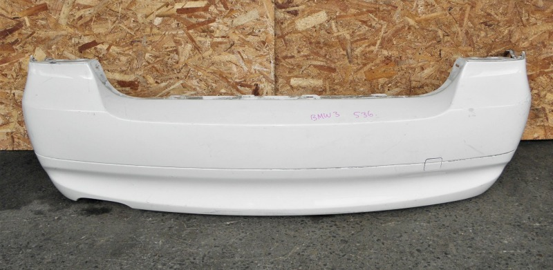 Бампер Bmw 3-Series E90 N46B20B 2006 задний