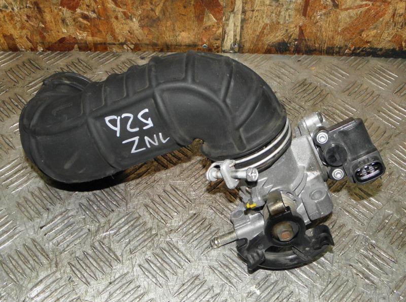 Блок дроссельной заслонки Toyota Platz NCP12 1NZFE 2003