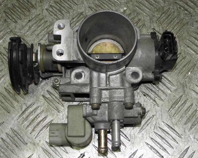 Блок дроссельной заслонки Toyota Carina AT212 5AFE 1997