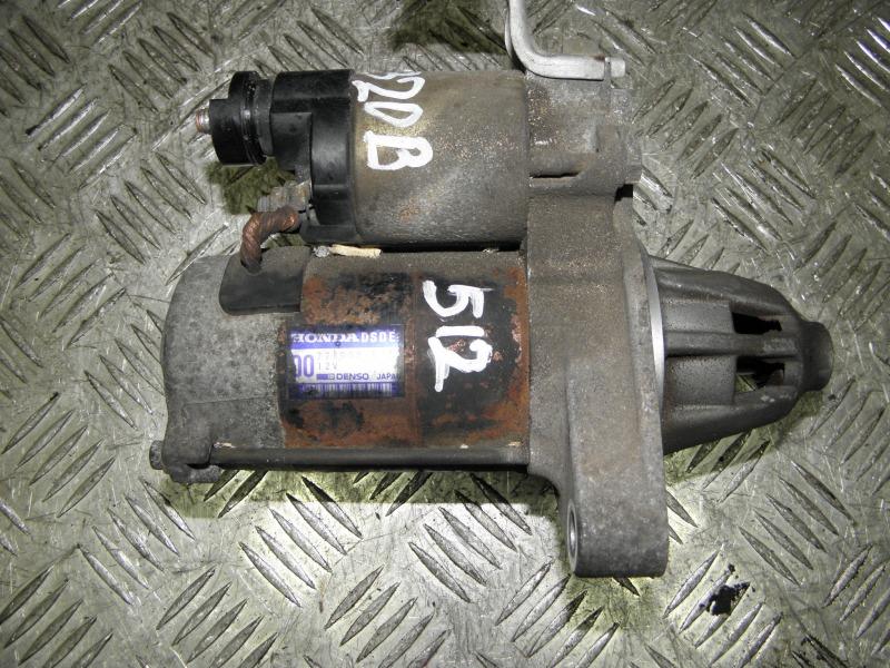 Стартер Honda Cr-V RD1 B20B 1997