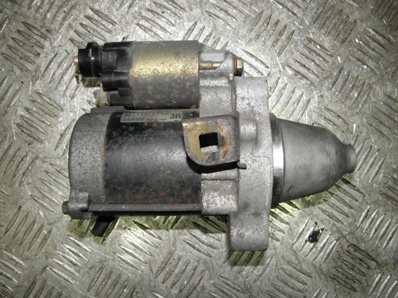 Стартер Honda Fit GD1 L13A 2003