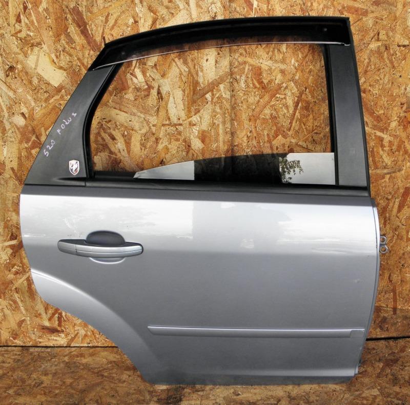 Дверь Ford Focus 2 FOCUS 04-08 AODA 2006 задняя правая
