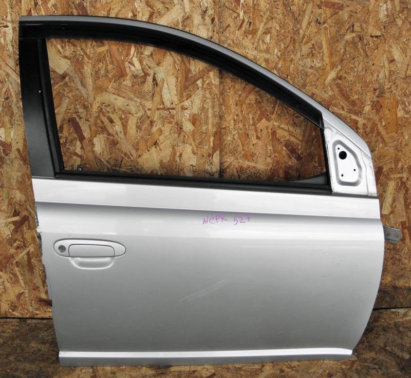 Дверь Toyota Platz NCP12 1NZFE 2000 передняя правая