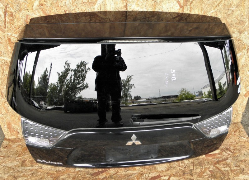 Дверь задняя Mitsubishi Outlander Xl CW5W 4B12 2006