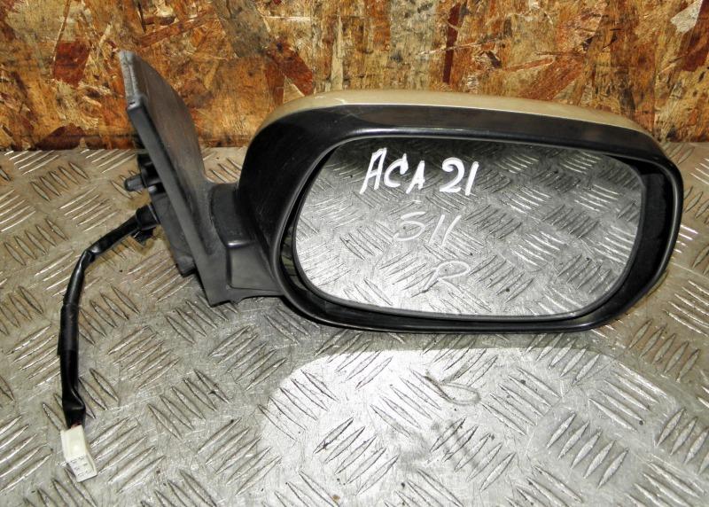 Зеркало Toyota Rav4 ACA21 1AZFSE 2001 переднее правое