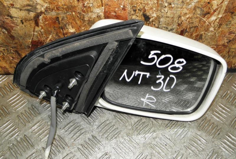 Зеркало Nissan X-Trail NT30 QR20DE 2007 переднее правое