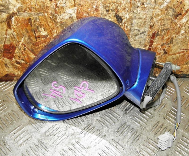 Зеркало Honda Fit GD1 L13A 2003 переднее левое
