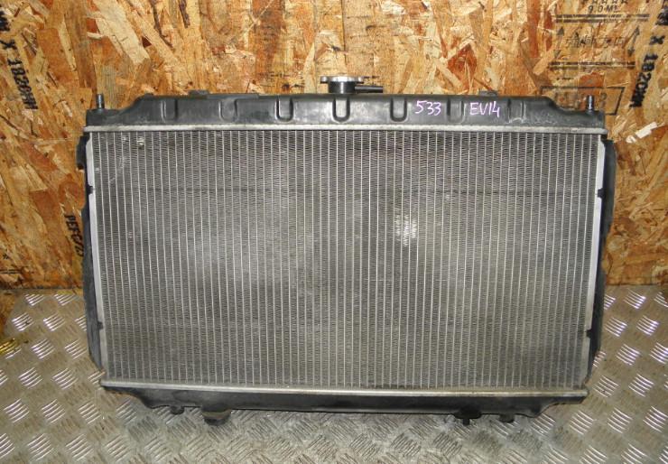 Радиатор двс Nissan Bluebird EU14 SR18DE 1997
