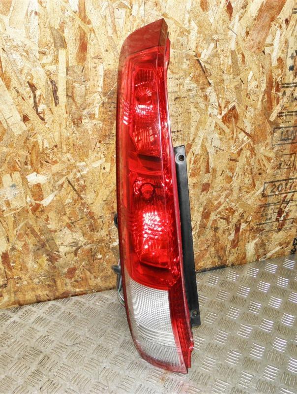 Стоп Nissan X-Trail NT30 QR20DE 2007 задний левый