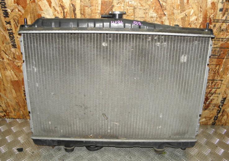 Радиатор двс Nissan Laurel C34 RB20E 1994
