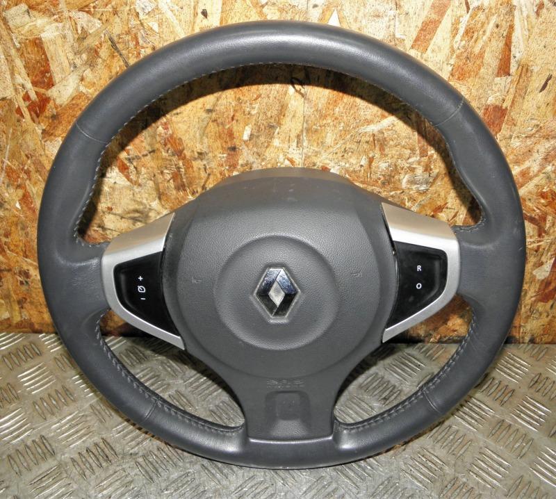 Руль Renault Koleos HY0 2TR 2TRA703