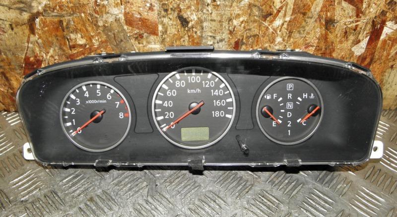 Щиток приборов Nissan X-Trail NT30 QR20DE 2007