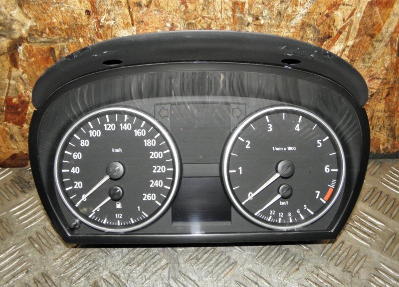 Щиток приборов Bmw 3-Series E90 N46B20B 2006