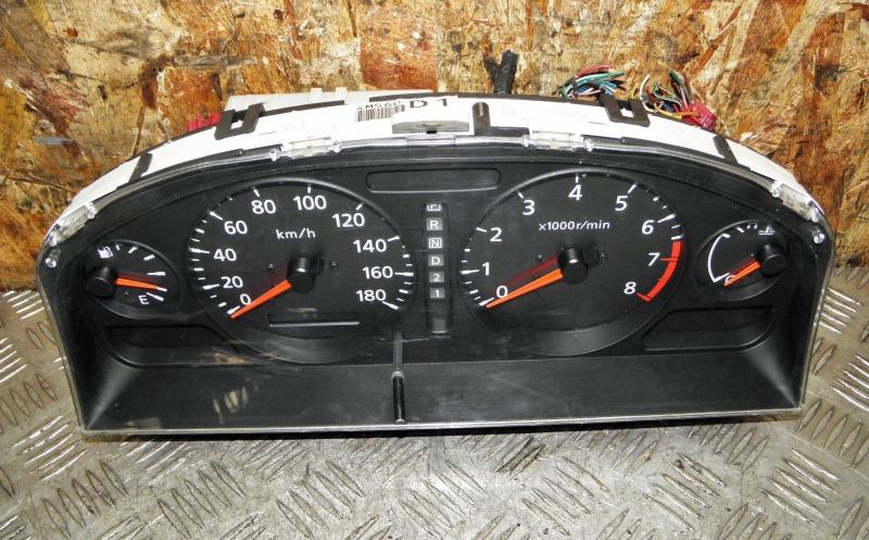 Щиток приборов Nissan Sunny FB15 QG15DE 1999