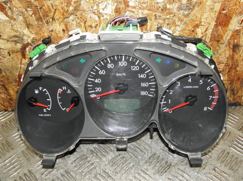 Щиток приборов Subaru Forester SG5 EJ202DXSAE 2004