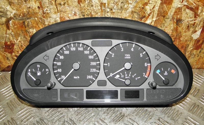 Щиток приборов Bmw 3-Series E46 N42B20A 2002