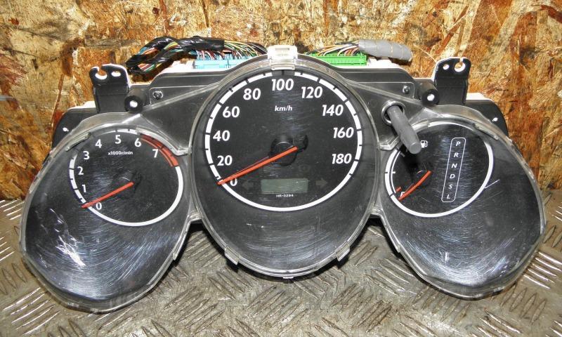 Щиток приборов Honda Fit GD1 L13A 2003