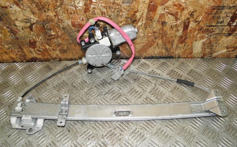Стеклоподъемник Honda Fit GD1 L13A 2003 передний правый
