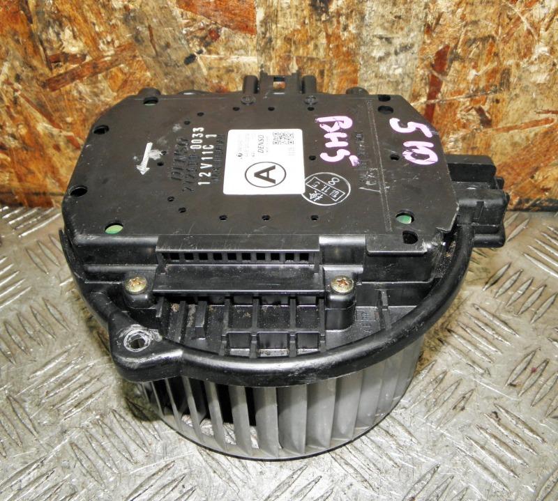 Мотор печки Subaru Legacy BH5 EJ202DXDAE 2001