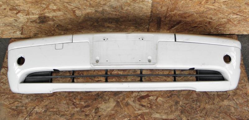 Бампер Bmw 3-Series E46 N42B20A 2002 передний