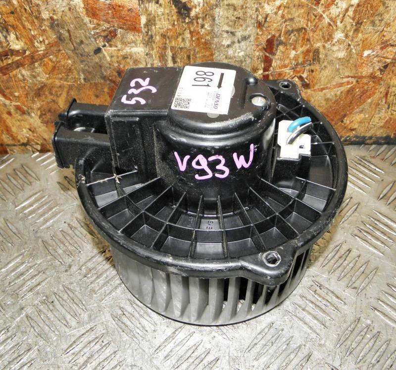 Мотор печки Mitsubishi Pajero V93W 6G72 2007