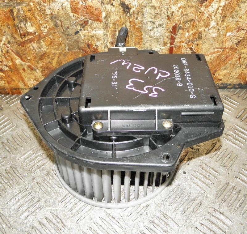 Мотор печки Mitsubishi Airtrek CU2W 4G63 2003