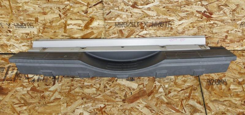 Бампер Mitsubishi Pajero V93W 6G72 2007 задний