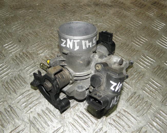 Блок дроссельной заслонки Toyota Vitz NCP13 1NZFE 2001