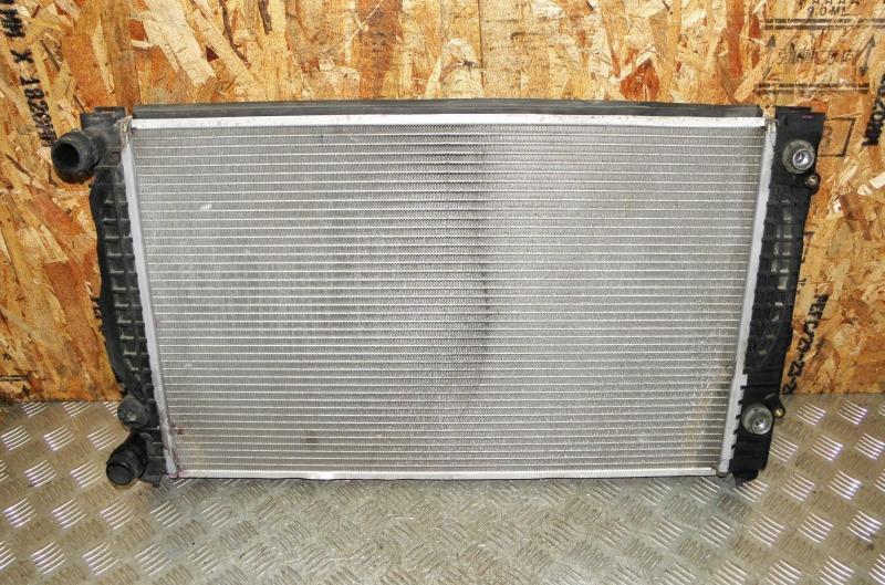 Радиатор двс Volkswagen Passat B5 AEB (1.8 2000