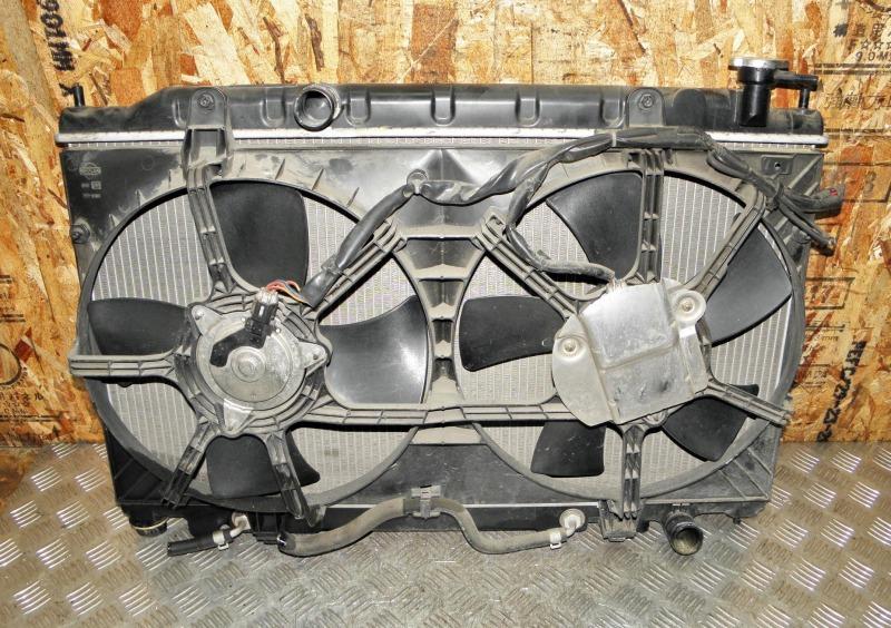 Радиатор двс Nissan Teana J31 VQ23DE 2005