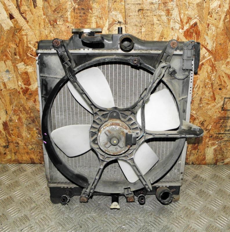 Радиатор двс Honda Hr-V GH2 D16A 1999