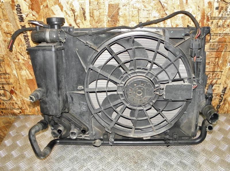 Радиатор двс Bmw 3-Series E46 N42B20A 2002