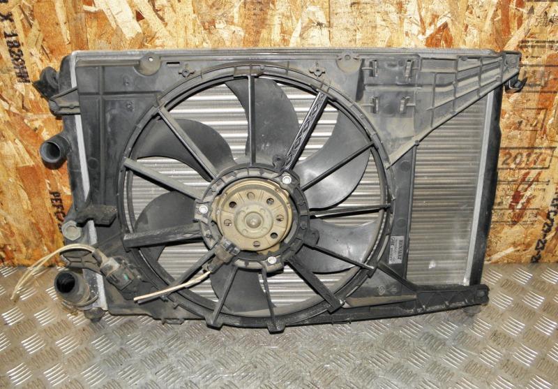Радиатор двс Renault Megane BA K4M 2001