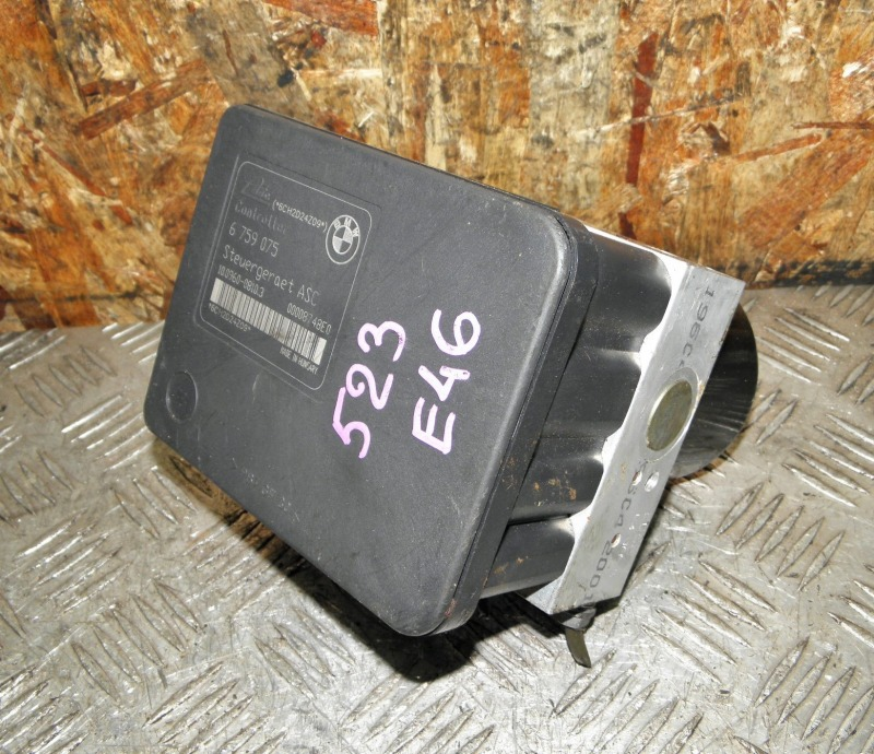 Блок abs Bmw 3-Series E46 N42B20A 2002