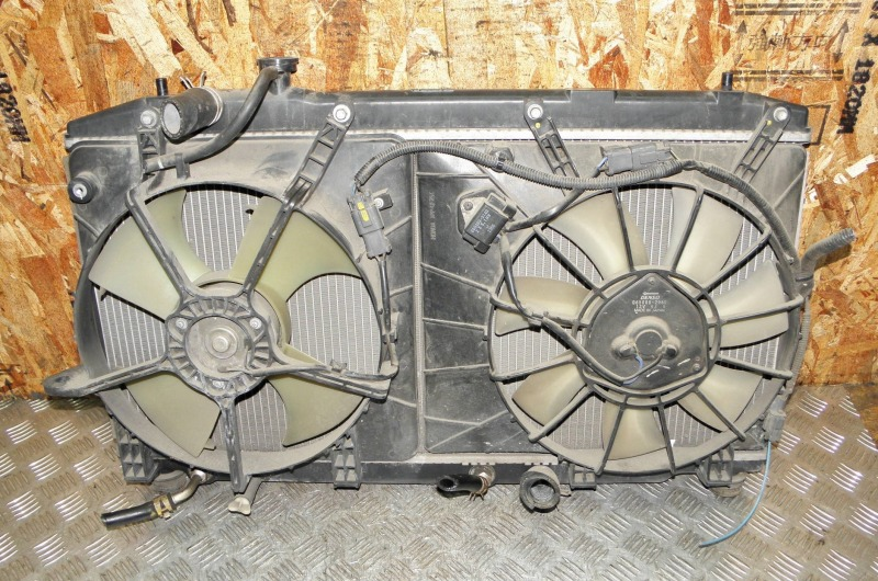 Радиатор двс Honda Partner GJ3 L15A