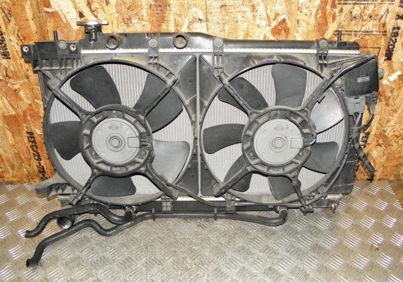 Радиатор двс Subaru Legacy BLE EZ30