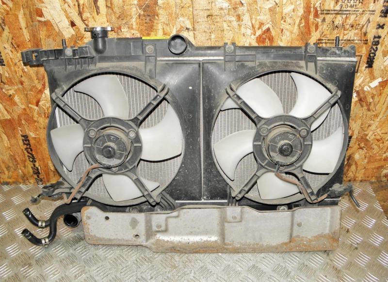 Радиатор двс Subaru Outback BP9 EJ25
