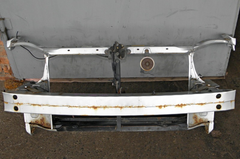 Телевизор Toyota Corolla Runx NZE124 1NZFE 2002 передний