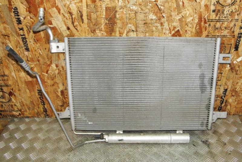Радиатор кондиционера Mercedes-Benz A-Class W169 M266.940