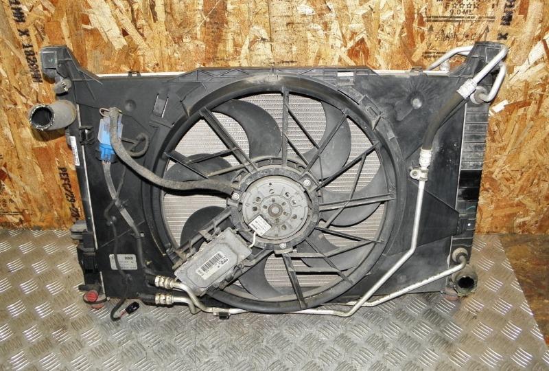 Радиатор двс Mercedes-Benz A-Class W169 M266.940