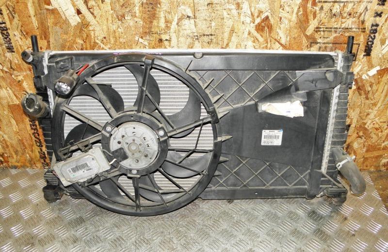 Радиатор двс Ford C-Max CAP AODA 2006