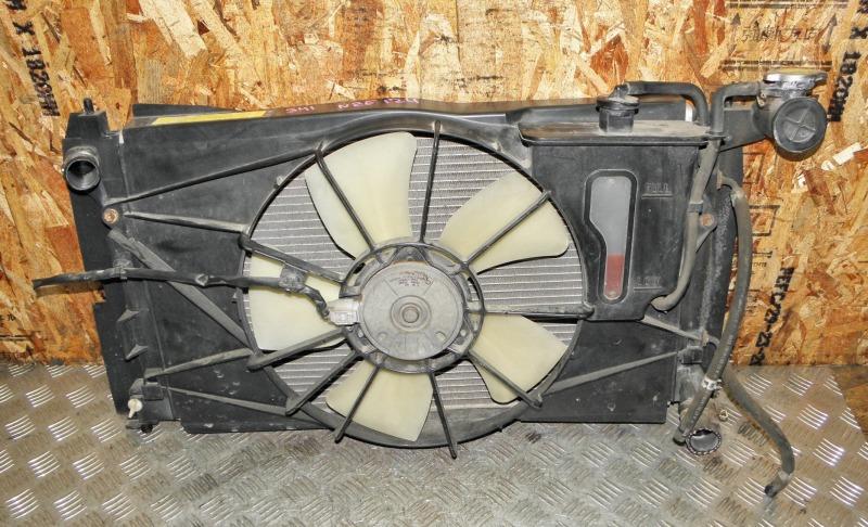 Радиатор двс Toyota Corolla Runx NZE124 1NZFE 2002