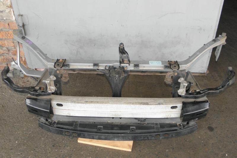 Телевизор Subaru Legacy BP9 передний