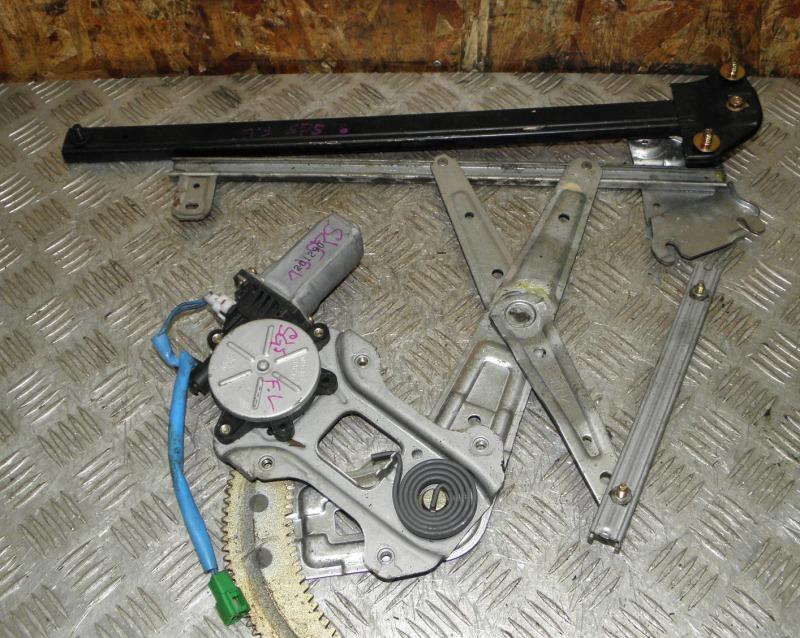 Стеклоподъемник Subaru Forester SG5 передний левый